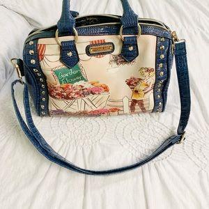 Blue Bag, Purse